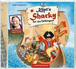 CD: Käpt'n Sharky bei den Wikingern von Bielfeldt,  Rainer, Langreuter,  Jutta, Neuendorf,  Silvio, Prahl,  Axel