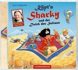 CD: Käpt'n Sharky und der Dolch des Sultans von Bielfeldt Music GmbH, Langreuter,  Jutta, Neuendorf,  Silvio, Prahl,  Axel