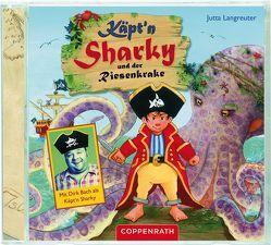 CD: Käpt'n Sharky und der Riesenkrake