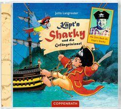 CD: Käpt'n Sharky und die Gefängnisinsel
