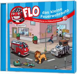 CD Löwenalarm in Plätscherbach – Flo (10) von Gypser,  Florian, Mörken,  Christian