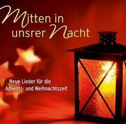CD Mitten in unsrer Nacht von Fermate, Wiedersprecher,  Mark