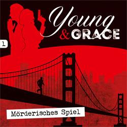CD Mörderisches Spiel – Young & Grace (1) von Schier,  Tobias, Schuffenhauer,  Tobias