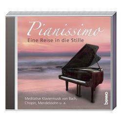 CD Pianissimo – eine Reise in die Stille