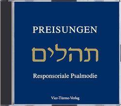 CD: Preisungen von Joppich,  Godehard, Monninger,  Maria, Thomas,  Ludwig