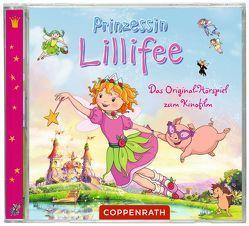 CD: Prinzessin Lillifee. Das Original-Hörspiel zum Kinofilm von Bartsch,  Stefanie