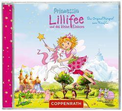 CD: Prinzessin Lillifee und das kleine Einhorn von Diverse, Film-Artwork