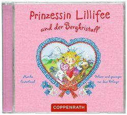CD: Prinzessin Lillifee und der Bergkristall von Finsterbusch,  Monika, Sissi Perlinger u.a.
