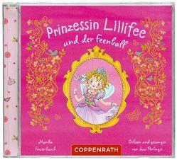 CD: Prinzessin Lillifee und der Feenball von Finsterbusch,  Monika, Löhr,  Markus, Nuppeney,  Burkhard, Sissi Perlinger