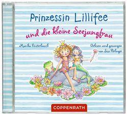 CD: Prinzessin Lillifee und die kleine Seejungfrau
