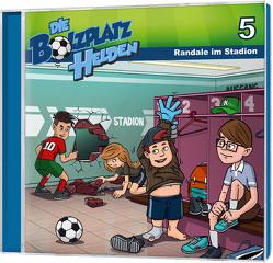 CD Randale im Stadion – Die Bolzplatzhelden (5)