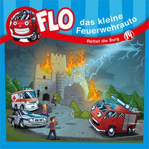 CD Rettet die Burg – Flo (14) von Gypser,  Florian, Gypser,  Joanna, Mörken,  Christian