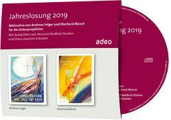 CD-ROM mit Bildbetrachtung – Jahreslosung 2019 von Felger,  Andreas, Münch,  Eberhard