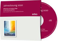 CD-ROM mit Bildbetrachtung – Jahreslosung 2020 von Felger,  Andreas