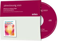 CD-ROM mit Bildbetrachtung – Jahreslosung 2021 von Felger,  Andreas