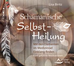 CD Schamanische Selbst-Heilung von Biritz,  Lisa