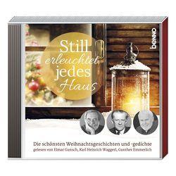 CD »Still erleuchtet jedes Haus« von Emmerlich,  Gunter, Gunsch,  Elmar, Waggerl,  Karl Heinrich