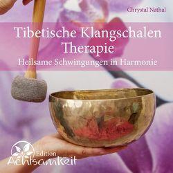 CD Tibetische Klangschalen-Therapie
