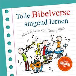 Tolle Bibelverse singend lernen von Dueck,  John, Janz-Team-Studio-Kinderchor, Plett,  Danny