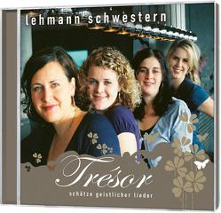 CD Trésor von Lehmann Schwestern, Lehmann,  Anja