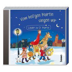 CD »Vom heil'gen Martin singen wir« von Janetzko,  Stephan