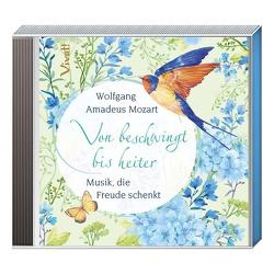 CD Von beschwingt bis heiter von Mozart,  Wolfgang Amadeus