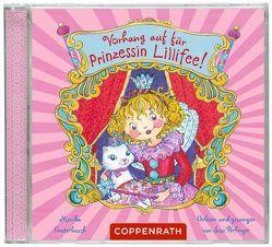 CD: Vorhang auf für Prinzessin Lillifee! von Finsterbusch,  Monika, Löhr,  Markus, Sissi Perlinger