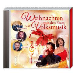 CD Weihnachten mit den Stars der Volksmusik