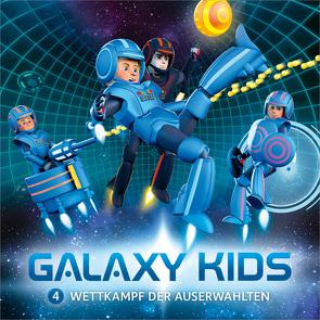 CD Wettkampf der Auserwählten – Galaxy Kids (4) von Franke,  Thomas, Schier,  Tobias, Schuffenhauer,  Tobias, Steffens,  Björn
