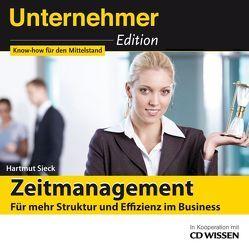 CD WISSEN – Unternehmeredition – Zeitmanagement von Breuer,  Pascal, Jeschke,  Solveig, Sieck,  Hartmut