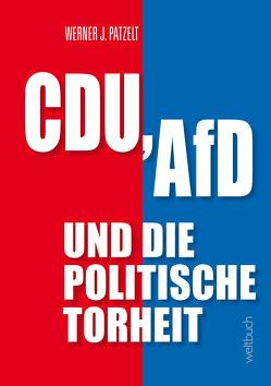 CDU, AfD und die politische Torheit. von Patzelt,  Prof. Werner J.