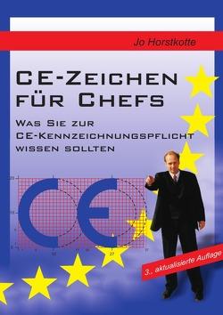 CE-Zeichen für Chefs von Horstkotte,  Jo