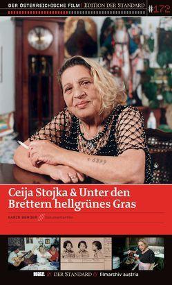 Ceija Stojka/Unter den Brettern hellgrünes Gras von Berger,  Karin
