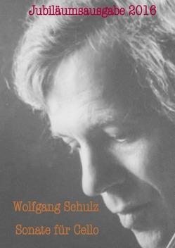 Cellosonate von Schulz,  Wolfgang