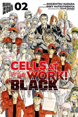 Cells at Work! BLACK 2 von Dallmeier,  Carina, Harada,  Shigemitsu, Hatsuya,  Ikuta