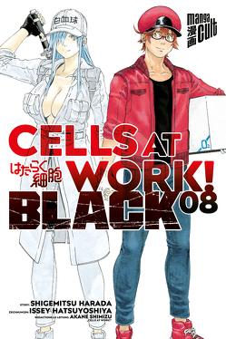 Cells at Work! BLACK 8 von Dallmeier,  Carina, Harada,  Shigemitsu, Hatsuyoshiya,  Issey