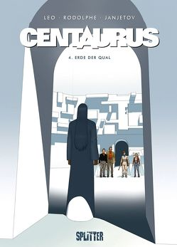 Centaurus. Band 4 von Janjetov,  Zoran, Léo, Rodolphe
