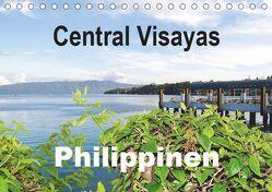 Central Visayas – Philippinen (Tischkalender 2019 DIN A5 quer) von Rudolf Blank,  Dr.