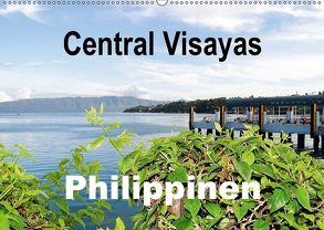 Central Visayas – Philippinen (Wandkalender 2018 DIN A2 quer) von Rudolf Blank,  Dr.