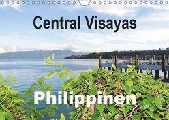 Central Visayas – Philippinen (Wandkalender 2019 DIN A4 quer) von Rudolf Blank,  Dr.
