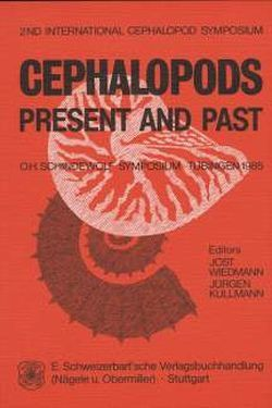 Cephalopods von Kullmann,  Jürgen, Wiedmann,  Jost