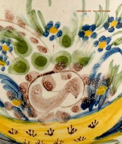 Ceramica CH. Band 2: Solothurn von Blaettler,  Roland, Ceramica-Stiftung, Schnyder,  Rudolf