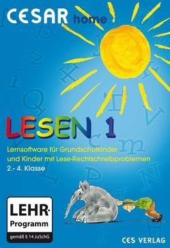 CESAR home Lesen 1 von Deutsch,  Peter C, Vellguth,  Sita