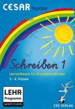CESAR home Schreiben 1 von Deutsch,  Peter, Vellguth,  Sita