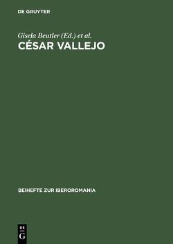 César Vallejo von Beutler,  Gisela, Losada,  Alejandro
