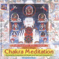 Chakra-Meditation De Luxe von Baginski,  Bodo J, Sharamon,  Shalila