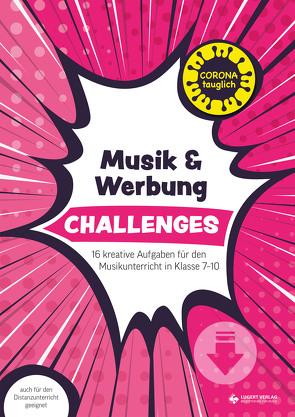 Challenges – Musik und Werbung