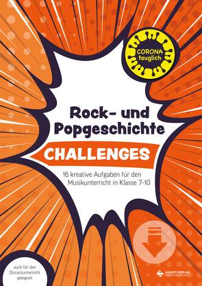 Challenges – Rock- und Popgeschichte