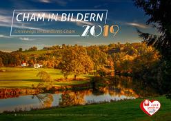 Cham in Bildern 2019 von Cizek,  Michael, Ettl,  Michael, Gietlhuber,  Heiko, Karl,  Matthias, von der Lippe,  Werner