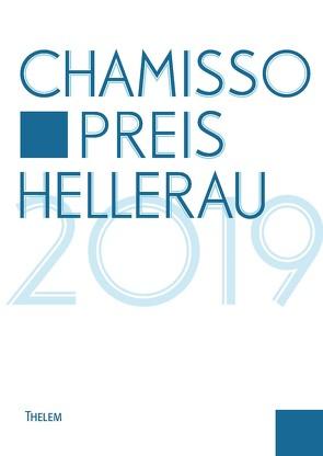 Chamisso Preis Hellerau 2019 von Schmitz,  Walter